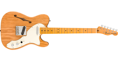 Fender American Original '60s Thinline Telecaster, Aged Natural