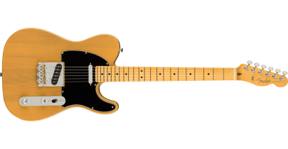 Fender American Professional 2 Telecaster, Maple Fingerboard, Butterscotch Blonde