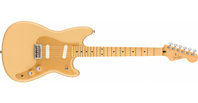Fender Player Duo Sonic, Maple Fingerboard, Desert Sand