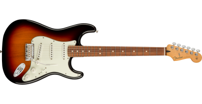 Fender Player Stratocaster, 3-Tone Sunburst