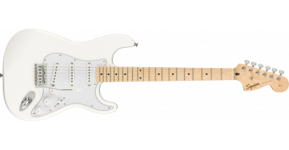 Squier FSR Affinity Stratocaster, Olympic White