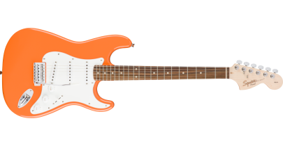 Squier Affinity Stratocaster, Competition Orange