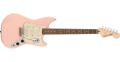 Squier Paranormal Cyclone®, Shell Pink