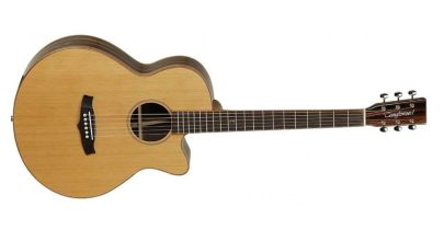 Tanglewood Java TWJSF CE Electro Acoustic, Natural