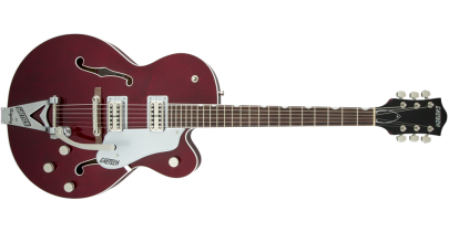 Gretsch G6119T Players Edition Tennessee Rose™, Dark Cherry Stain