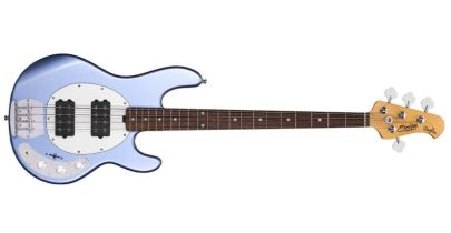 Sterling By Musicman SUB Ray 4 HH, Lake Blue Metallic