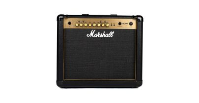 Marshall MG30GFX 30w Black & Gold Amp
