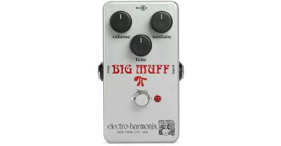 Electro Harmonix Big Muff Rams Head