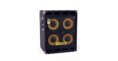 "Markbass Standard 104HF 4x10"" Bass Cabinet 800w Neo Front-Ported"