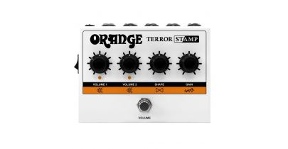 Orange Terror Stamp 20w Amp Pedal