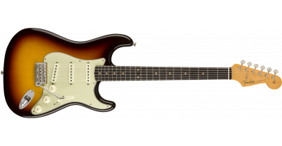 Fender Custom Shop Vintage 1959 Stratocaster, Chocolate 3-Tone Sunburst