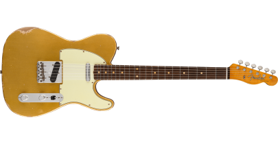 Fender 1961 Telecaster Relic, Aged Aztec Gold