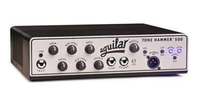 Aguilar Amplifier Tone Hammer 500 Super Light Bass Head