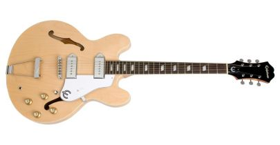 Epiphone Casino, Natural