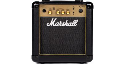 Marshall 10w Black & Gold Combo