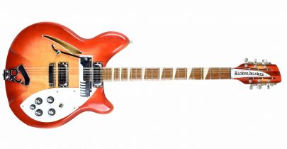 Pre-Owned Rickenbacker 366 12-String 1967 (Fireglo)
