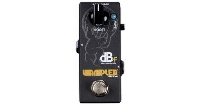 Wampler Decibel Plus Booster