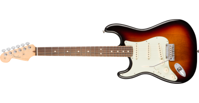 Fender American Professional Stratocaster, Left-Handed, 3-Colour Sunburst