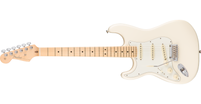 Fender American Professional Stratocaster, Left-Handed, Olympic White