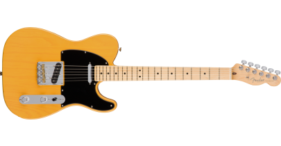 Fender American Professional Telecaster, Butterscotch Blonde