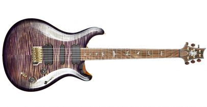 PRS Private Stock 509 #5969, Imperial Purple Smoked Burst (Guitar of the Month May 2016)