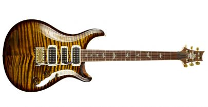 PRS Private Stock #6014 20th Anniversary Limited Edition, Tiger Eye Smoked Burst (2015)