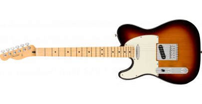 Fender Player Telecaster, Left-Handed, 3-Colour Sunburst