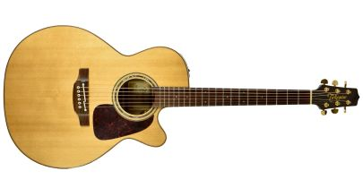 Pre-Owned Takamine P5NC Natural