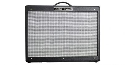 Pre-Owned Fender Hot Rod Deluxe Silver/Black 40w