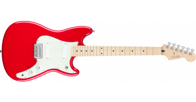 Fender Duo-Sonic, Torino Red