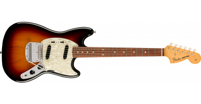 Fender Vintera '60s Mustang, 3-Colour Sunburst
