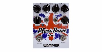Pre-Owned Wampler Plexi-Drive Deluxe