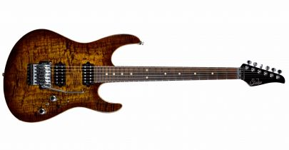 Pre-Owned Suhr Modern Pro (Bengal Burst)
