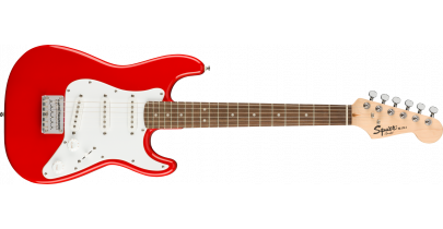 Squier Mini Stratocaster, Torino Red