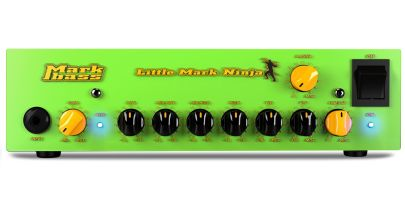 Markbass Little Mark Ninja Bass Head