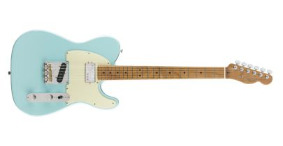 Fender Limited Edition American Pro Telecaster, Daphne Blue
