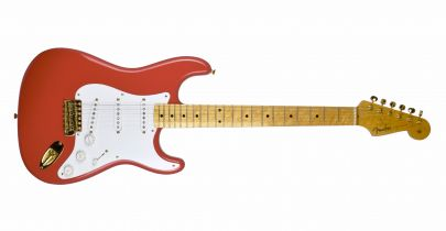 Fender CS Stratocaster '56 NOS, Fiesta Red