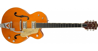 Gretsch G6120T-59 Vintage Select Edition '59 Chet Atkins, Orange Stain
