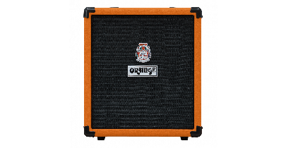 Orange Crush Bass 25 Bass Combo, Orange