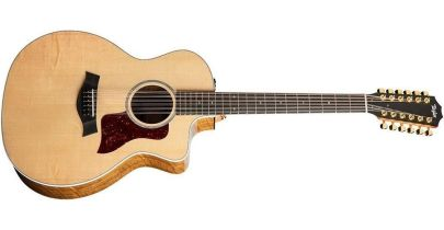 Taylor 254ce-FO DLX LTD, Figured Ovangkol