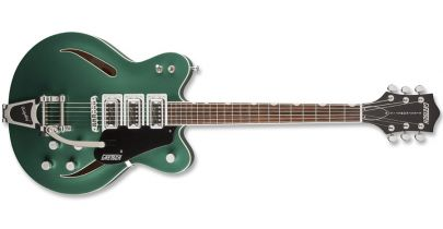 Pre-Owned Gretsch 2014 Limited Edition G5622T Electromatic Hollowbody w/Bigsby, Georgia Green