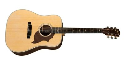 Gibson Montana Sustainable Hummingbird, Antique Natural