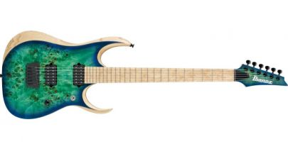 Ibanez RGDIX6MPB-SBB, Surreal Blue Burst