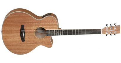 Tanglewood Union Series TWU SFCE, Super Folk Electro Acoustic Guitar, Natural