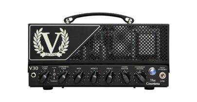 Victory Amplifiers V30 The Countess Guitar Amplifier Head