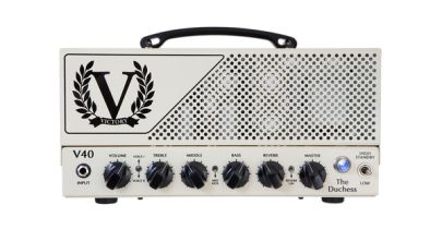 Victory Amplifiers V40 The Duchess Guitar Amplifier Head