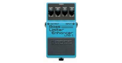 Boss LMB-3 Bass Limiter/Enhancer