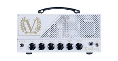 Victory Amplifiers RK50 Richie Kotzen Signature Guitar Amplifier Head