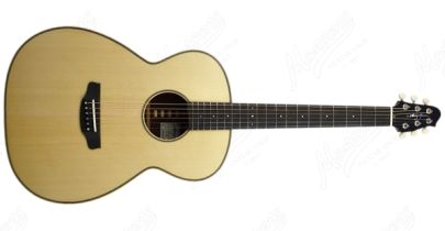 "Andy Manson Magpie 6, 25"" Scale Length, Natural"