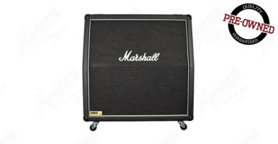 Pre-Owned Marshall 4x12 1960A Cabinet